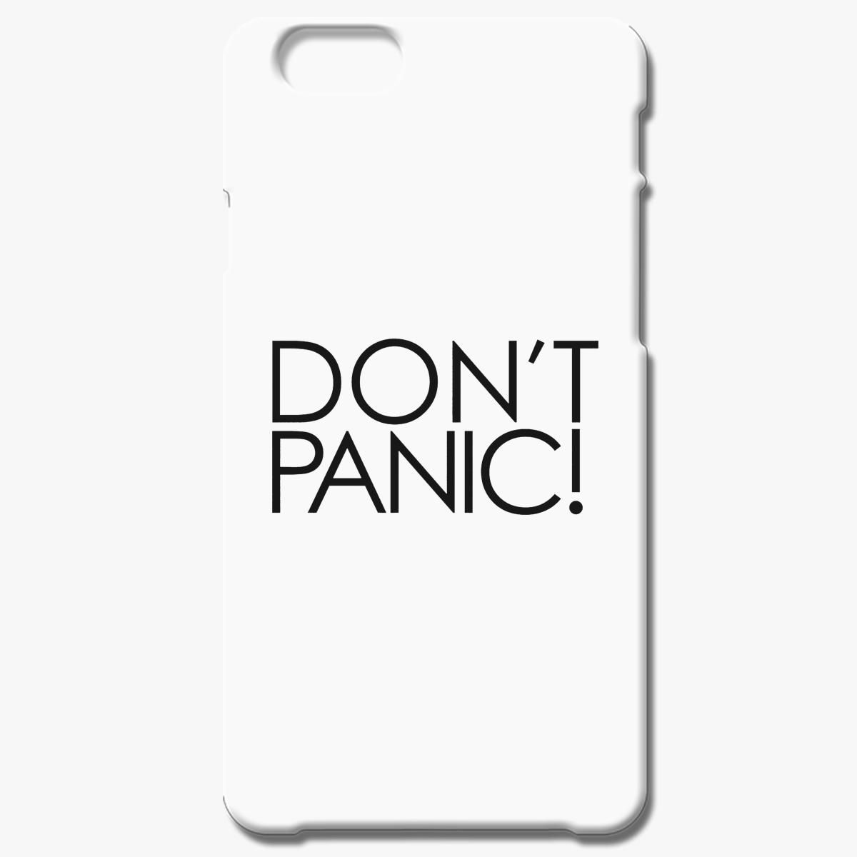Dont Panic Elon Musk Iphone 7 Plus Case