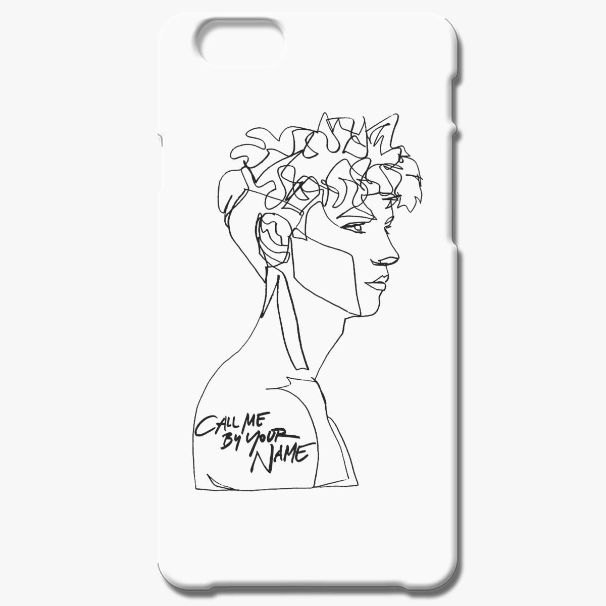 Elio And Oliver Call Me By Your Name Iphone 6 6s Case