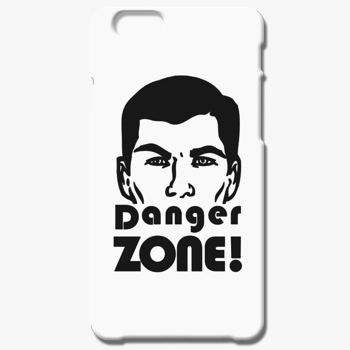 Archer Danger Zone Iphone 6 6s Plus Case