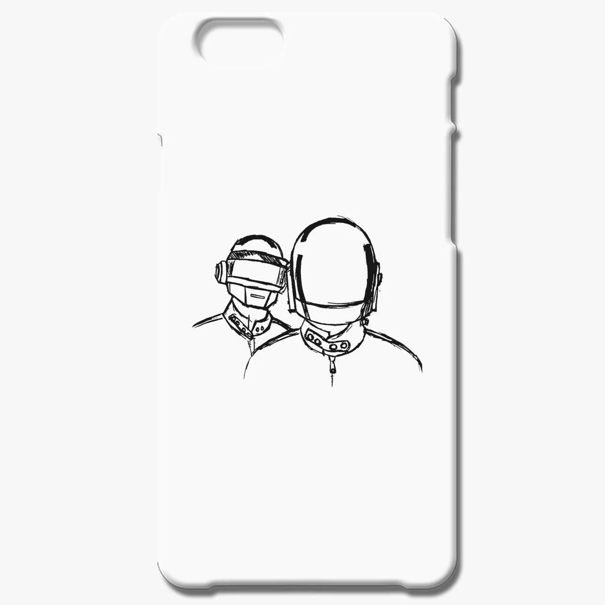 Daft Punk Sketch Iphone 6 6s Case