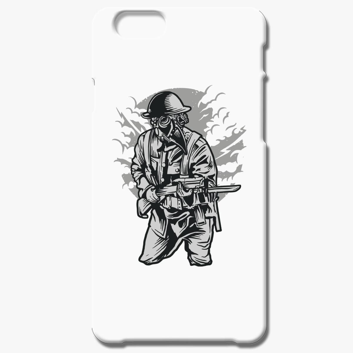 Steampunk Style Iphone 6 6s Case