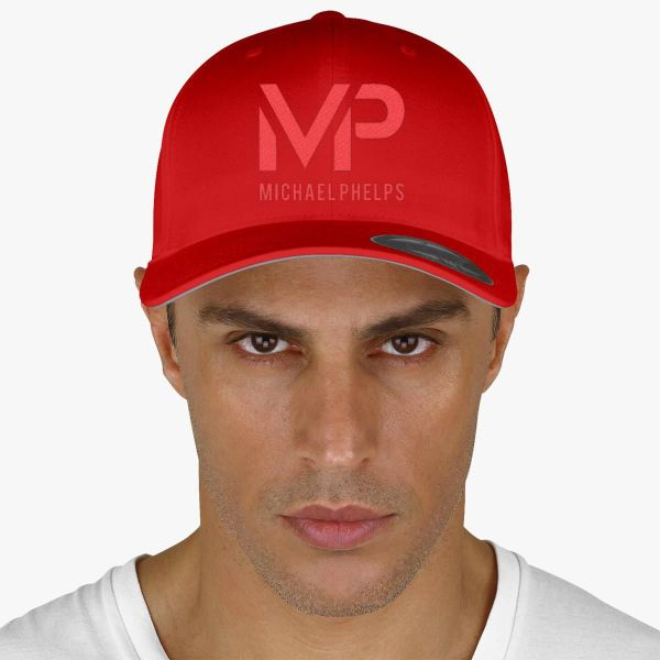 Mp Michael Phelps Baseball Cap Embroidered - Customon