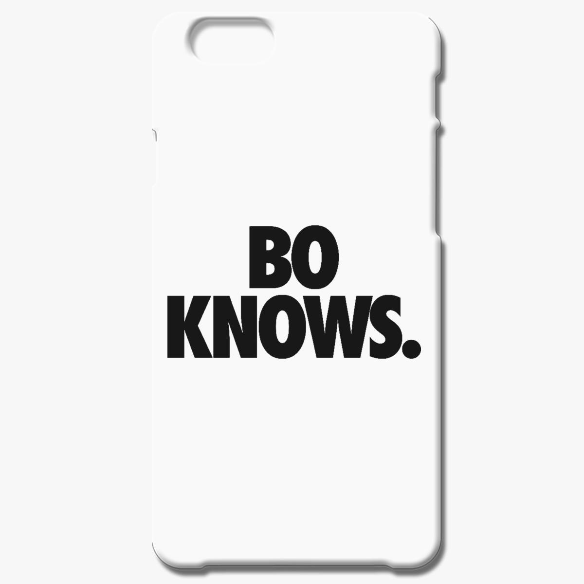 Bo Knows Iphone 6 6s Plus Case