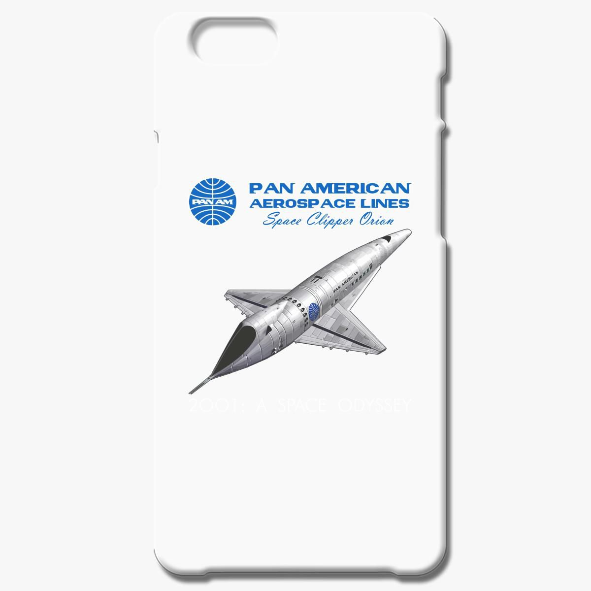 A Space Odyssey Clipper Orion Iphone 7 Plus Case