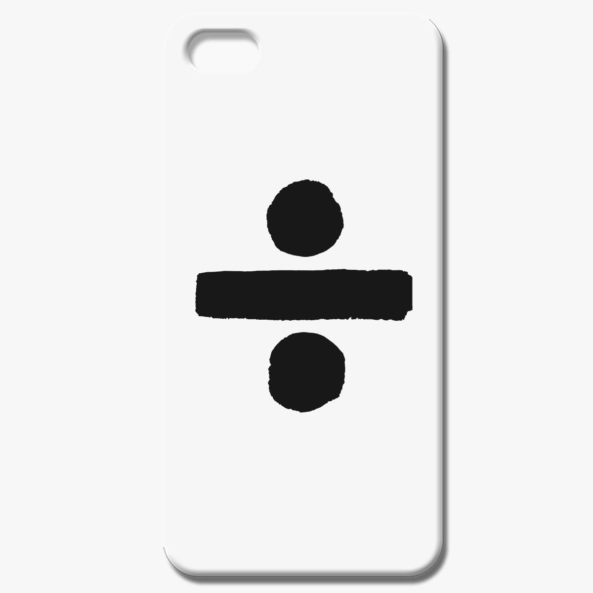 Divide Black Iphone 8 Case