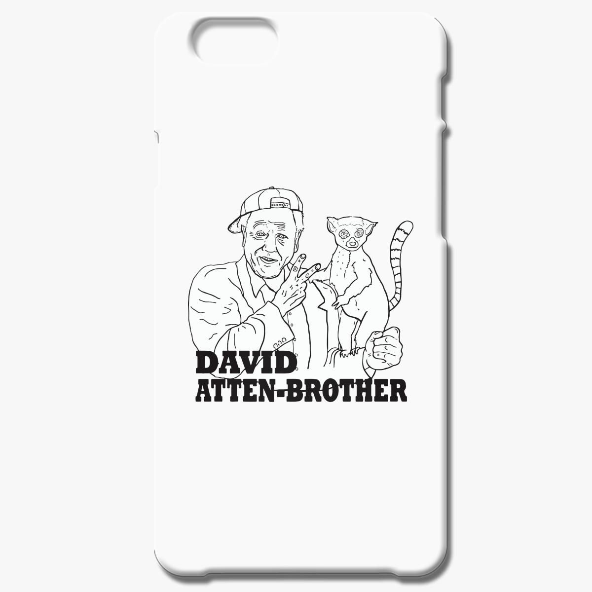 David Atten Brother Iphone 8 Plus Case