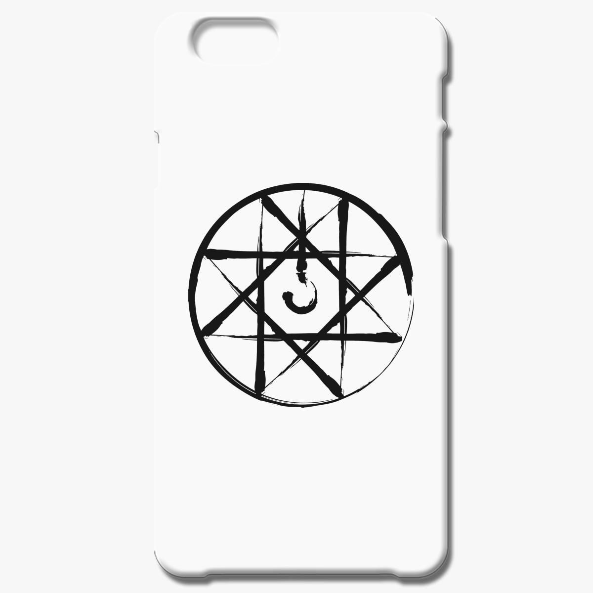 Fullmetal Alchemist Symbol Iphone 8 Plus Case