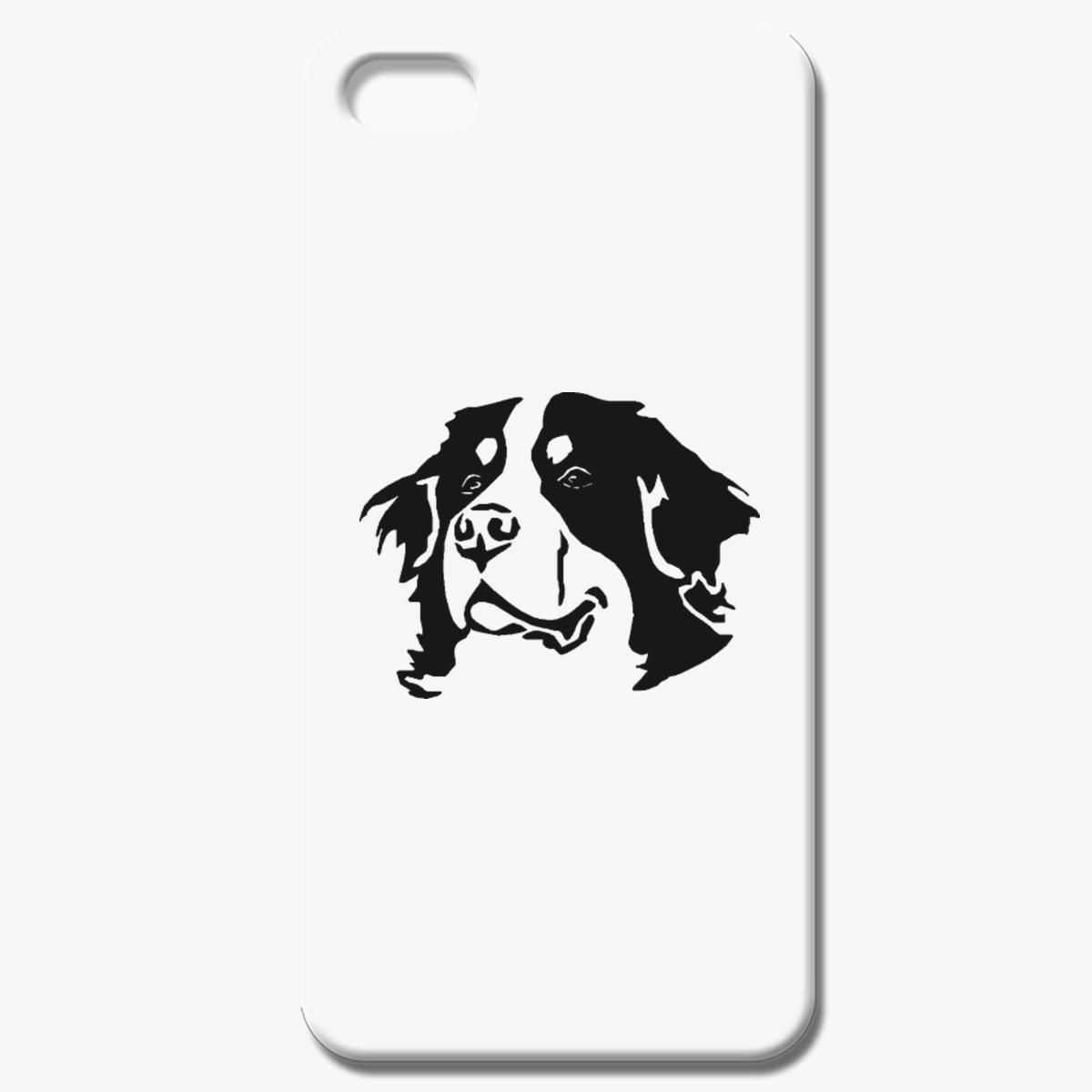 Bernese Mountain Dog Iphone 8 Case