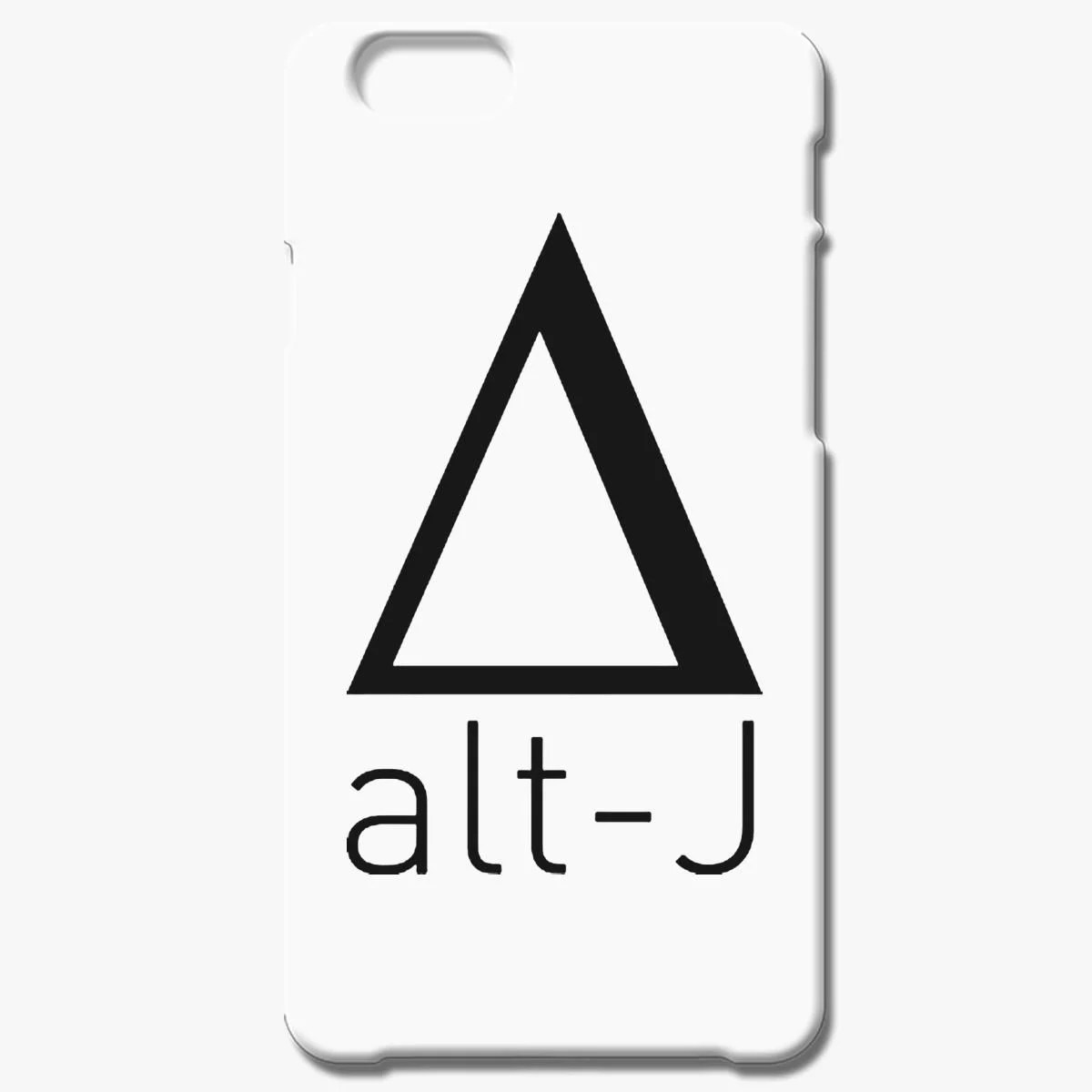 Alt J Logo Iphone 6 6s Case