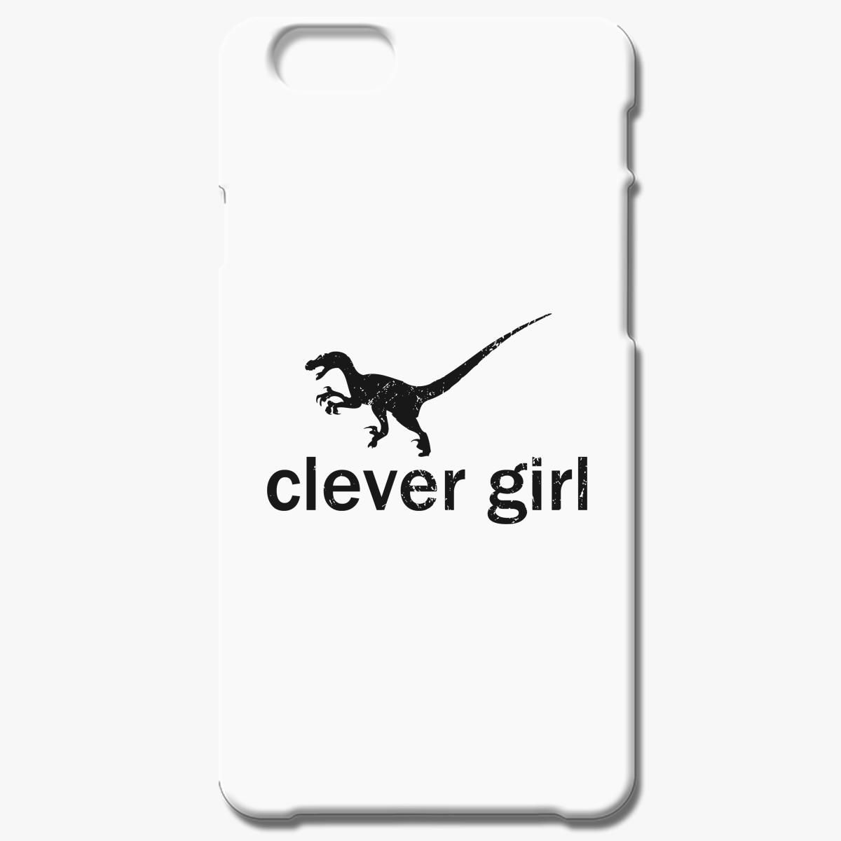 Clever Girl 2 Iphone 6 6s Plus Case