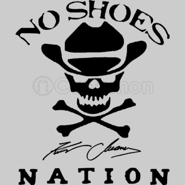 Kenny Chesney No Shoes Nation New Logo Men's Tank Top