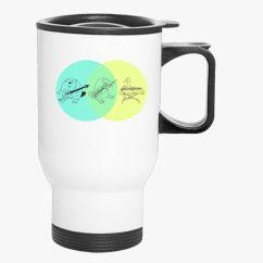 Platypus Venn Diagram Pontiac Stereo Wiring Keytar Travel Mug Customon Com