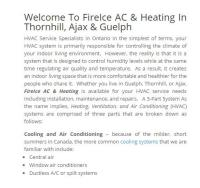 FireIce AC & Heating, Ajax, ON - Cylex