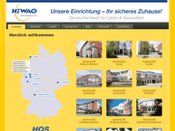 HEWAG Seniorenstift in 47055 Duisburg Wanheimerort Fuchsstr 31