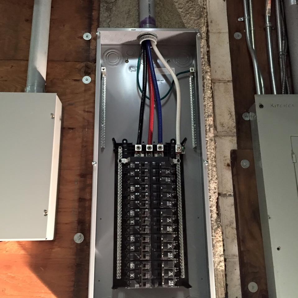 Gfci Circuit Breaker Installation In Minnetonka Mnrandy39s Electric