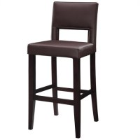 "Vega 30"" Bar Stool in Dark Espresso"