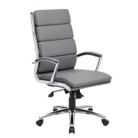 Plus Executive Chair in Gray - B9471-GY