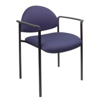 Contemporary Style Stacking Chair - B9501
