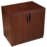 Storage Cabinet in Mahogany - N113-X