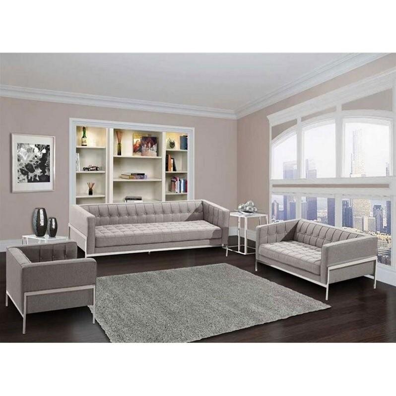 andre sofa sectional craigslist armen living in gray lcan3gr