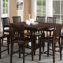 Bar Height Kitchen Table Sets Building An Outdoor Steve Silver Company Candice Counter Dining ...