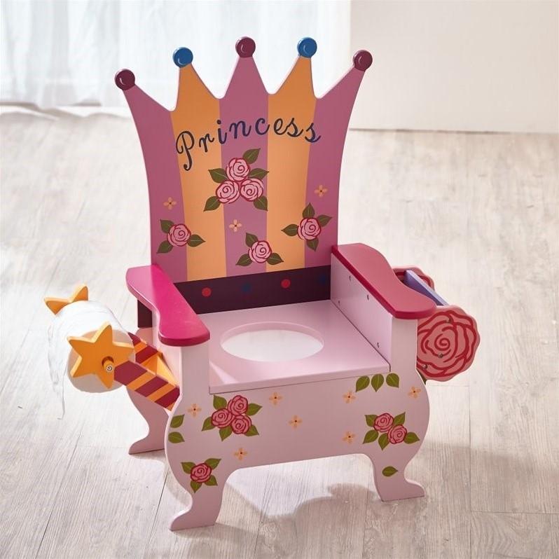 Teamson Kids Princess Potty Chair  W4105B