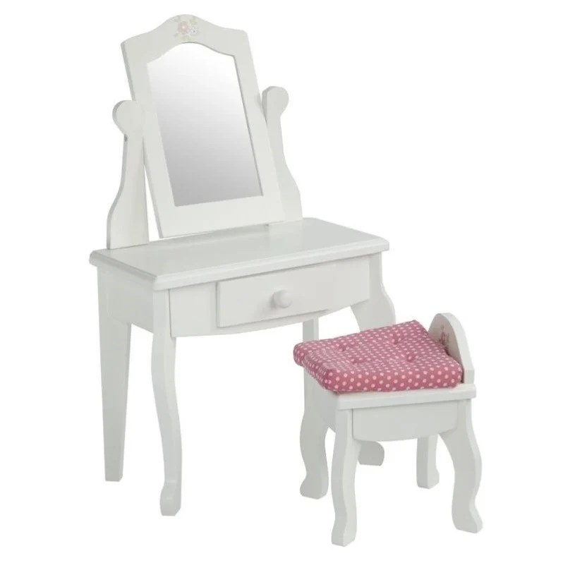 18 doll table and chairs home depot olivia s little world princess furniture vanity