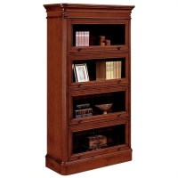 Flexsteel Antigua Four Door Barrister Bookcase - 7480-06