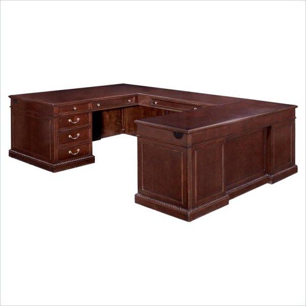 Wellington U-shaped Desk