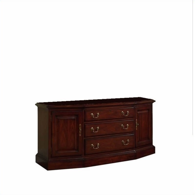 American Drew Cherry Grove Canted China Base  792830