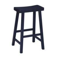 International Concepts 24 Saddleseat Counter Stool In ...