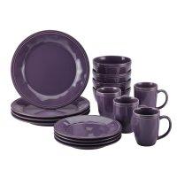 Rachael Ray Cucina Dinnerware 16 Piece Dinnerware Set - 51502