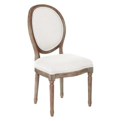 Ave Six Chair Dining Covers John Lewis Office Star Oval Back In Linen Lla L32