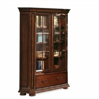 Riverside Furniture Cantata Two Door Barrister Bookcase - 4934