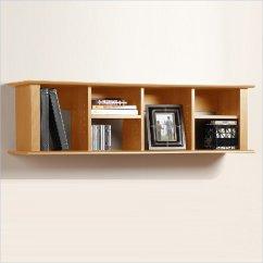 Kitchen Cabinet Desk Units Stores Denver Sonoma Maple Wall Mount Bookcase - Mhd-1348