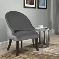 Accent Chair in Gray - DAD-321-C