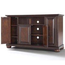 "Crosley Furniture Alexandria 48"" Tv Stand In Vintage"