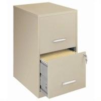Filing Cabinet File Storage Hirsh 2 Drawer Letter Locking ...