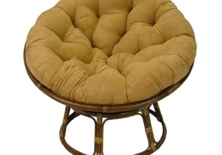 Bamboo Mushroom Chair