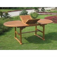 Outdoor Patio Dining Table - TT-OVE-017