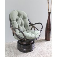 Rattan Swivel Rocker Chair - 3310-TW-XX