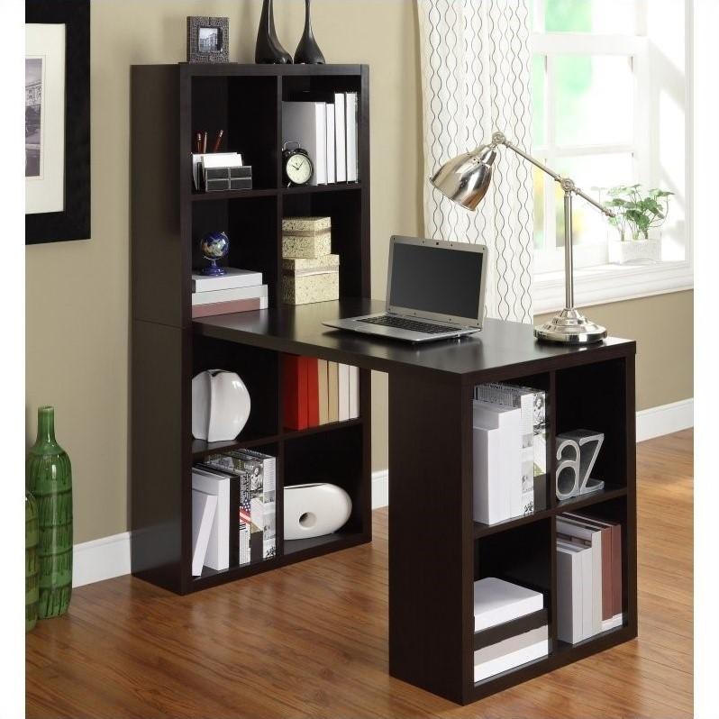 Hollow Core Hobby Desk in Espresso  9358196