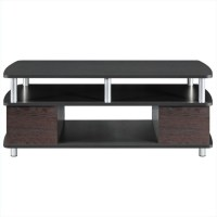 Altra Furniture Carson Coffee Table with Storage in Cherry ...