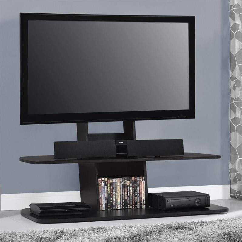 Altra Galaxy 48 TV Stand In Black 1761096PCOM