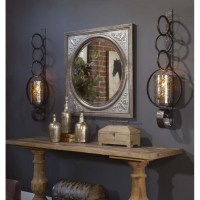 Uttermost Falconara Metal Wall Sconce