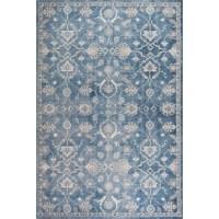 """Safavieh Sofia Blue Traditional Rug - 4' x 5'7"""" - SOF386C-4"""