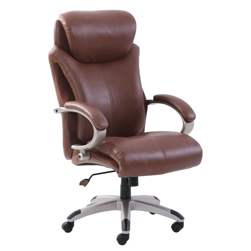 Serta Big and Tall Executive Office Chair with AIR
