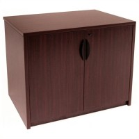"Regency Legacy 35"" Storage Cabinet in Mahogany"