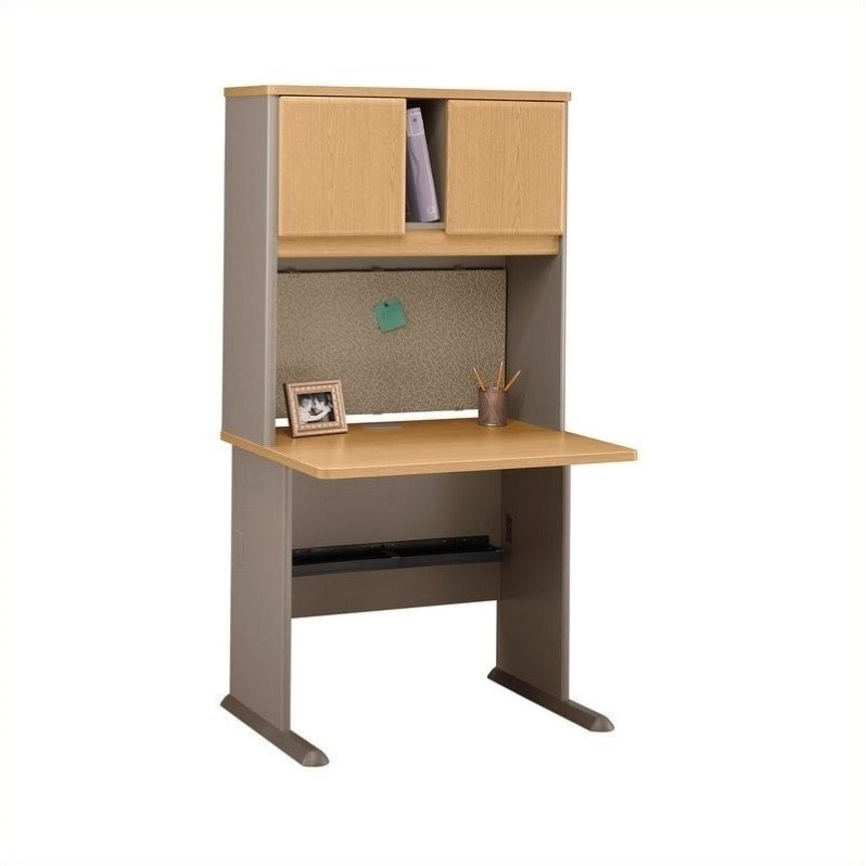 Computer Desk Home Office Workstation Table 36 Wood with