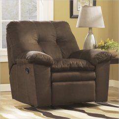 Ashley Oversized Chair Twin High Teddy Bear Chaise Swivel Glider Recliner - 45175